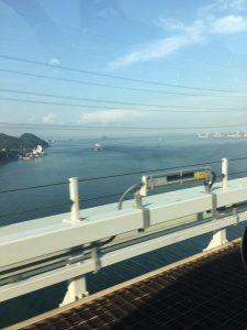 下関 関門海峡 景色
